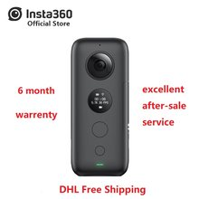 Original Insta360 ONE X Sports Action Camera 5.7K Video VR 360 For iPhone and Android 360 capture Insta360(China)