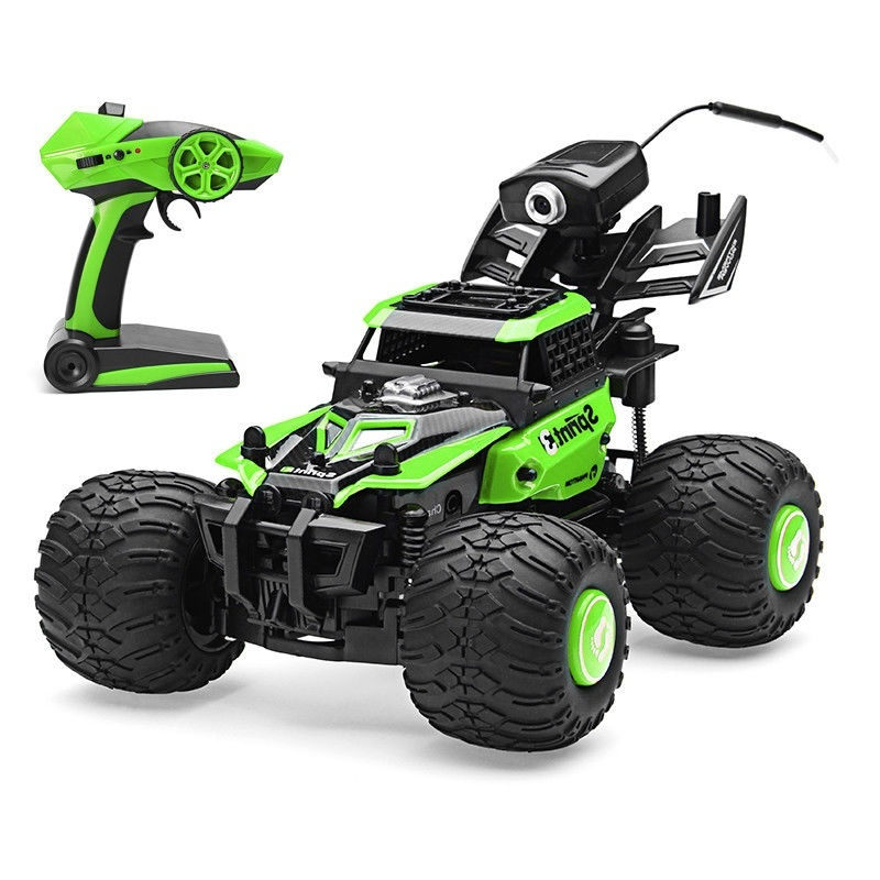 RC Car Buggy Off-Road Toys1/14 2.4Ghz 172801 Electric Remote Control High Speed Car Vehicle with Camera Shooting Boys ToysRC Car Buggy Off-Road Toys1/14 2.4Ghz 172801 Electric Remote Control High Speed Car Vehicle with Camera Shooting Boys Toys