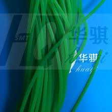PU Green Round Belts for Tcm3000 Tcm3100 SANYO Chip Mounter smt spare parts used in pick and place machine