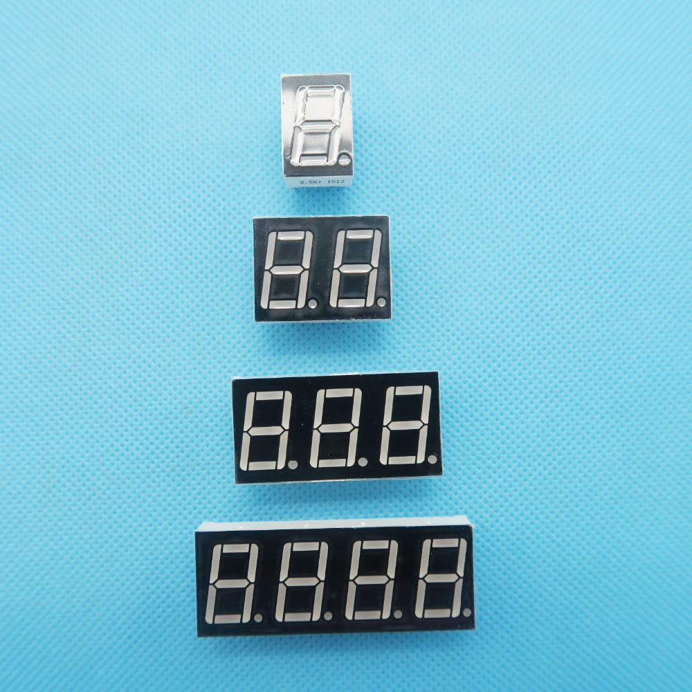 Common Anode 7 Segment Display Drivers For Mac