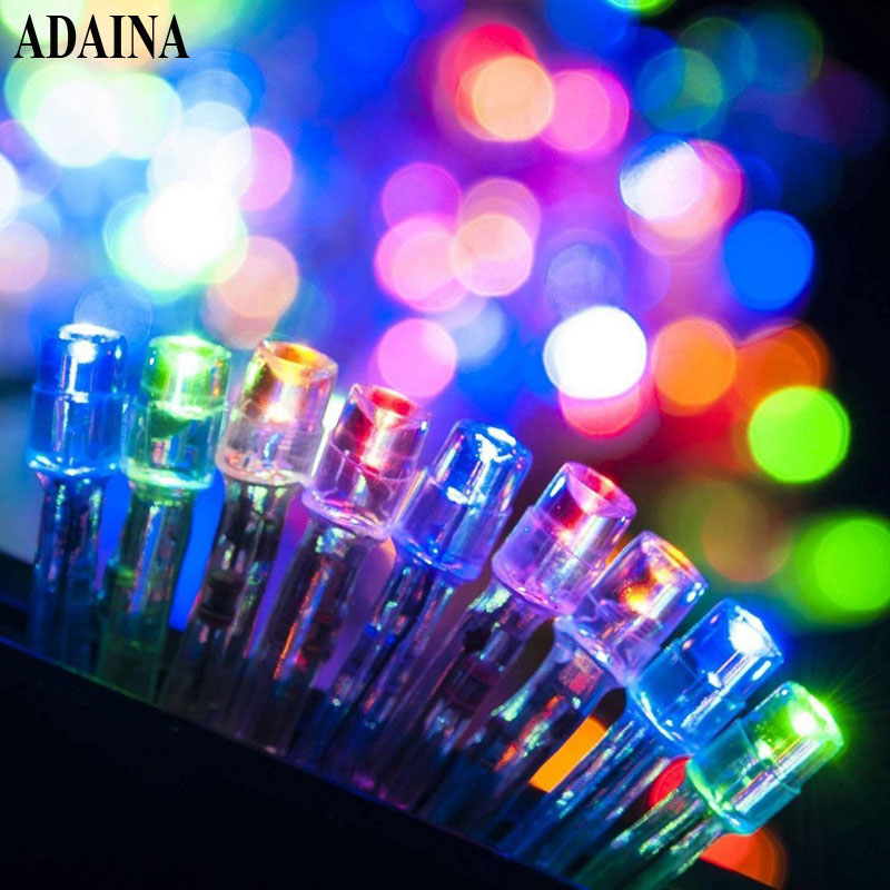 20M/30M/50M 400 LEDs Outdoor Waterproof Xmas LED Fairy Lamp Garden Lights String Light Wedding Home Christmas Holiday Decoration