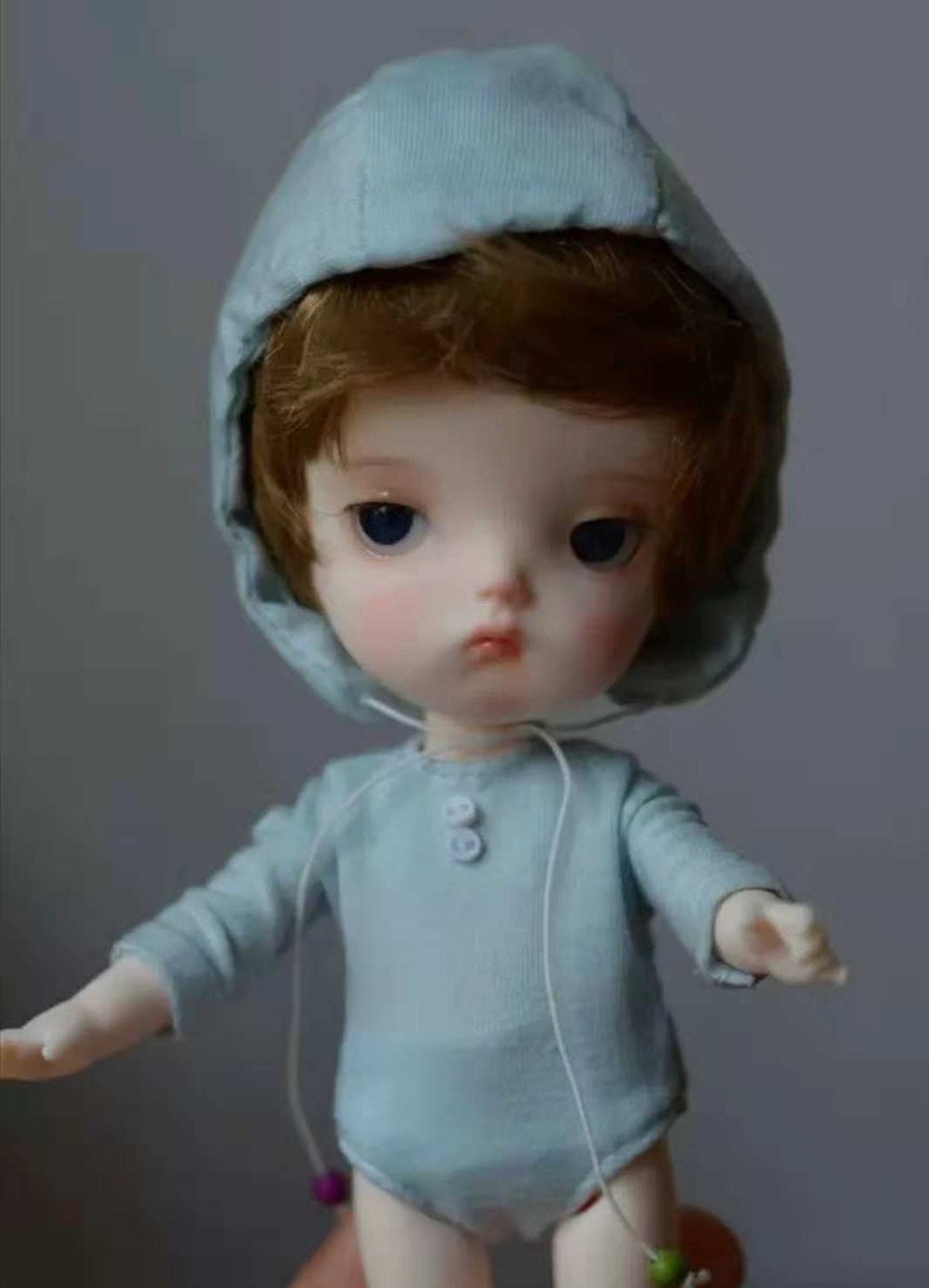 Free shipping 1 8 bjd doll meng secrrect doll