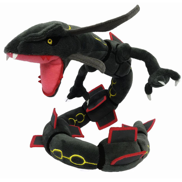 Аниме игрушка Покемон Рейкваза 73 см