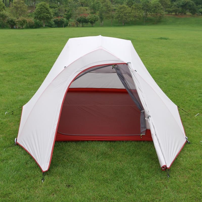 Hillman ultraligero 20D profesional 3-4 Persona Tienda de campaña - Camping y senderismo