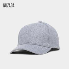 9409deb2b4f193 NUZADA Keep Warm Baseball Cap Warm Men Women Couple Neutral Hat Autumn  Winter Snapback Caps NUZADA