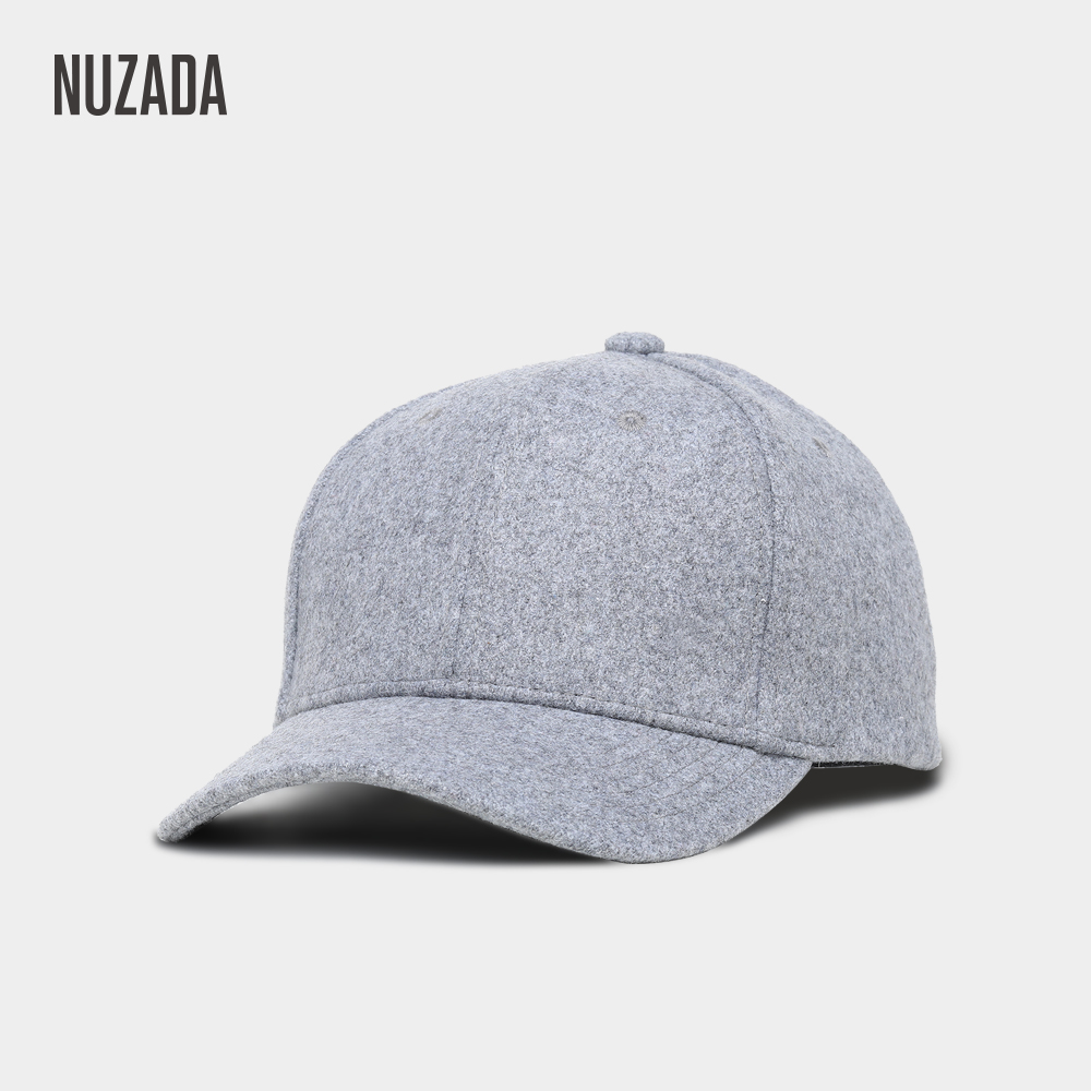 NUZADA Keep Warm   Baseball     Cap   Warm Men Women Couple Neutral Hat Autumn Winter Snapback   Caps   NUZADA Solid Color Classic