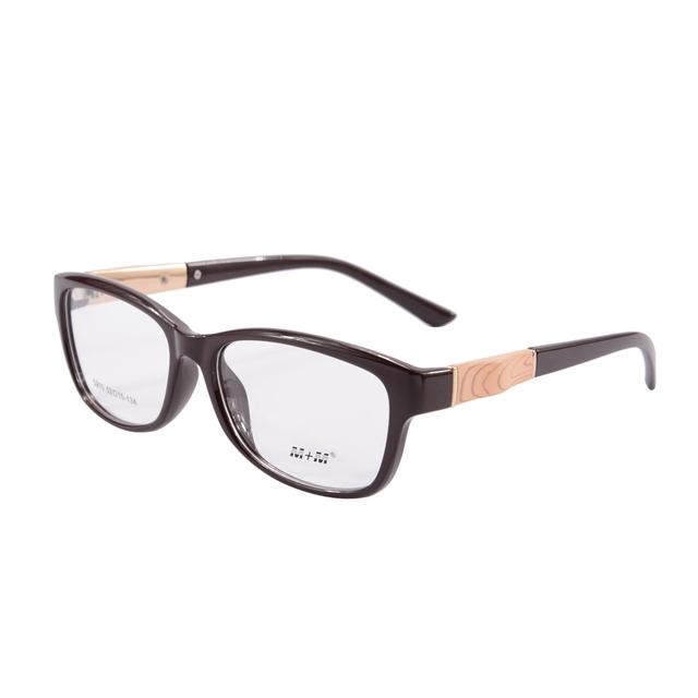 Venda quente de Alta Qualidade TR90 Frame Ótico Prescrição de Óculos Armações de óculos Óculos Dos Homens Das Mulheres Grife Oculos 5910