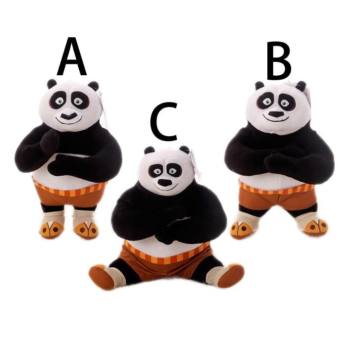 2016 Movie Kongfu Kung Fu Panda 3 30CM Panda Plush Toys Doll-in ...
