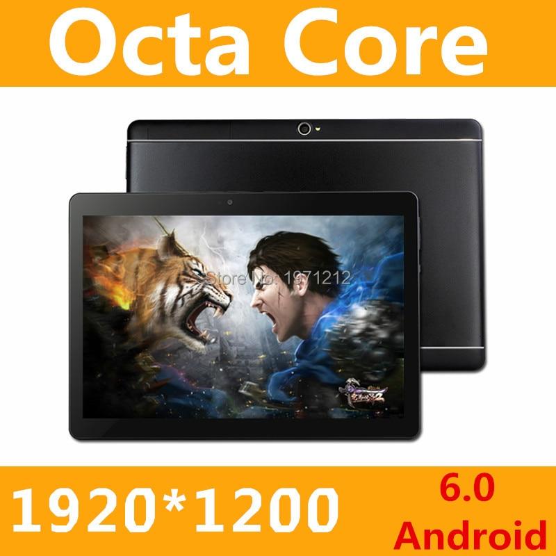 BOBARRY 10 pouce M109 3G tablet PC Android tablet pc appel Téléphonique octa core 4 GB RAM 32 GB ROM Dual SIM GPS IPS FM bluetooth tablet