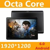 Bobarry 10 inç m109 3g tablet pc android tablet adet telefon octa çekirdek 4 GB RAM 32 GB ROM Çift SIM GPS IPS FM bluetooth tablet