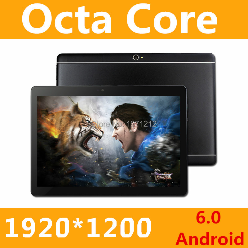 Bobarry 10 pulgadas M109 3G Tablet PC Android Tablet llamada octa núcleo 4 GB RAM 32 GB rom SIM dual GPS IPS FM Bluetooth Tablet