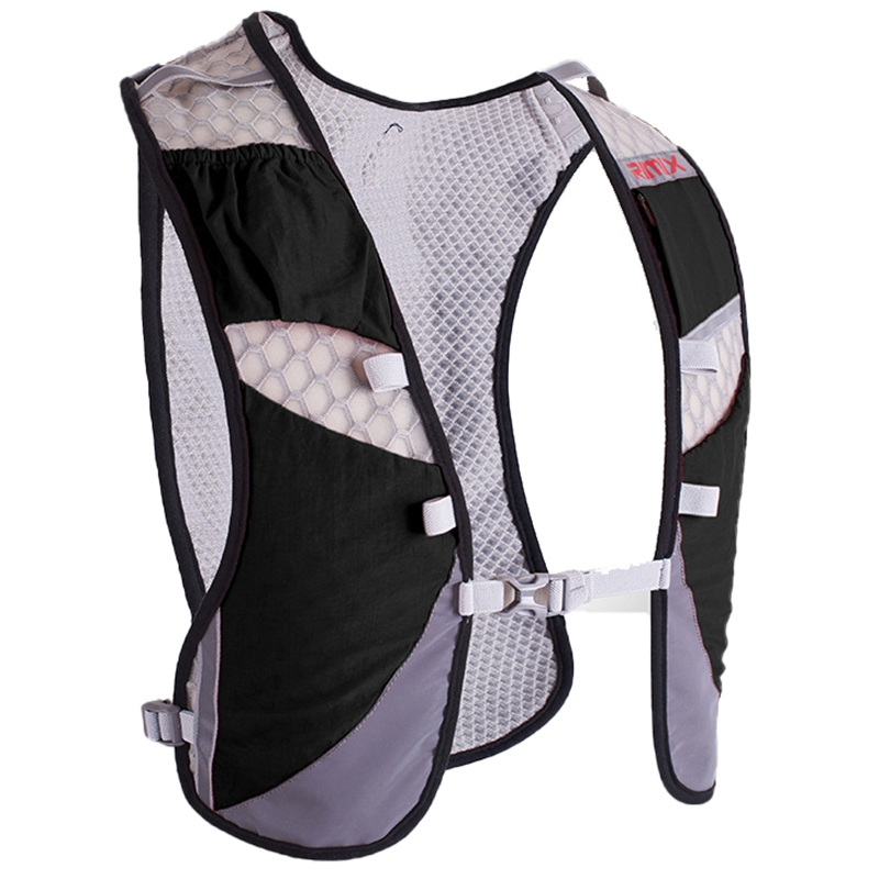RIMIX Multifunction Sports Vest Quick-Drying Breathable Support Vest Running Mobile Phone Bag Water Bag Vest Sports Vest