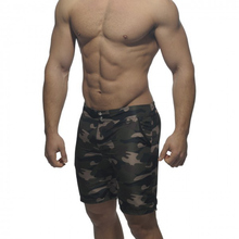 Мужчины моды короткий низкий эластичный пояс короткие фитнес регулярный колен bay джеффри середины бедра случайные короткие 5P0576