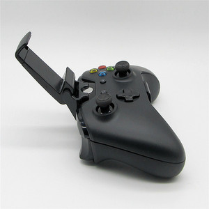 Image 3 - Phone Mount Bracket Hand Grip Stand For Xbox ONE S Slim Ones Controller Adjustable Clip Holder