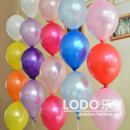 NEO 12 inch 50 pieces/lot Latex Balloons Birthday Party Holiday Wedding Decoration Balloon Needle Tail balloons