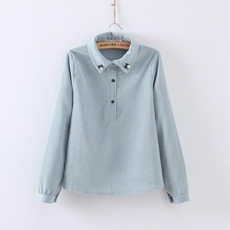 moda 2018 Molla Signore e camicette Mujer della Magliette Blusas De ZqEPvgxwn