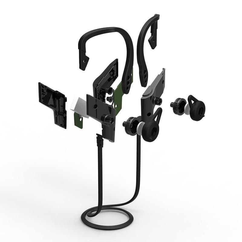 Deportes Auriculares Bluetooth Original YUER S-501 A prueba de sudor - Audio y video portátil - foto 6