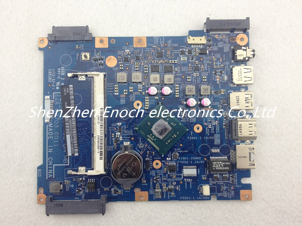 For Acer Aspire ES1-512 laptop motherboard N2840 CPU 14222-1 448.03703.0011 NBMRW11002     stock No.325