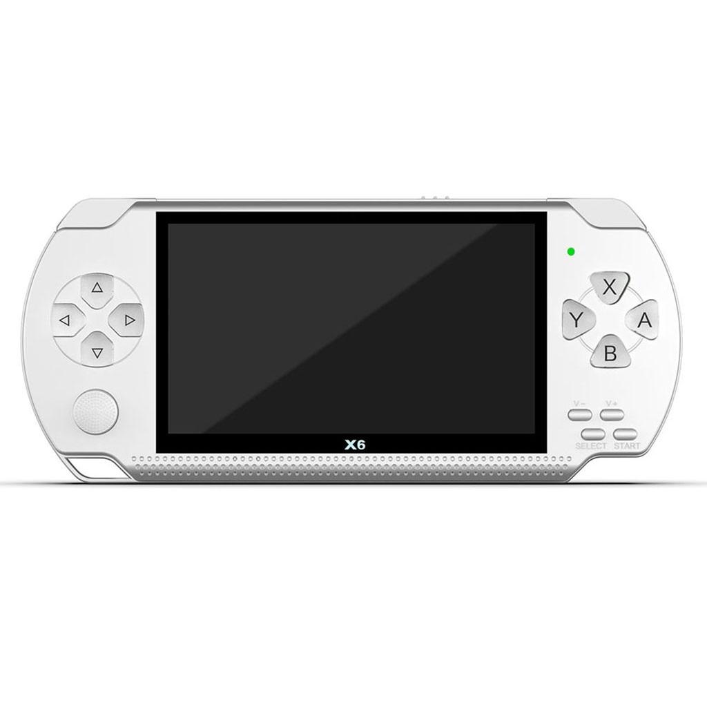 PüNktlich 4,3 Inch Tragbare High Definition Farbe Screen Display Handheld 10,000 Freies Spiele Handheld Spiel Konsolen Spiel-player Unterhaltungselektronik Videospiele