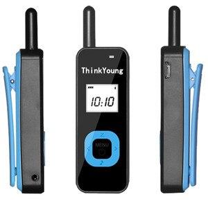 Image 1 - Mini correspondant radio sans fil de talkie walkie transportant la XY 888 commode et sûre imperméable de fréquence de Baofeng 440 480 (MHz)