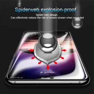 Image 3 - 39D Front and Back Hydrogel Film For Huawei P40 P30 Lite Pro Screen Protector For Honor 20 30 S X10 8X 10 Lite Ultra thin Film