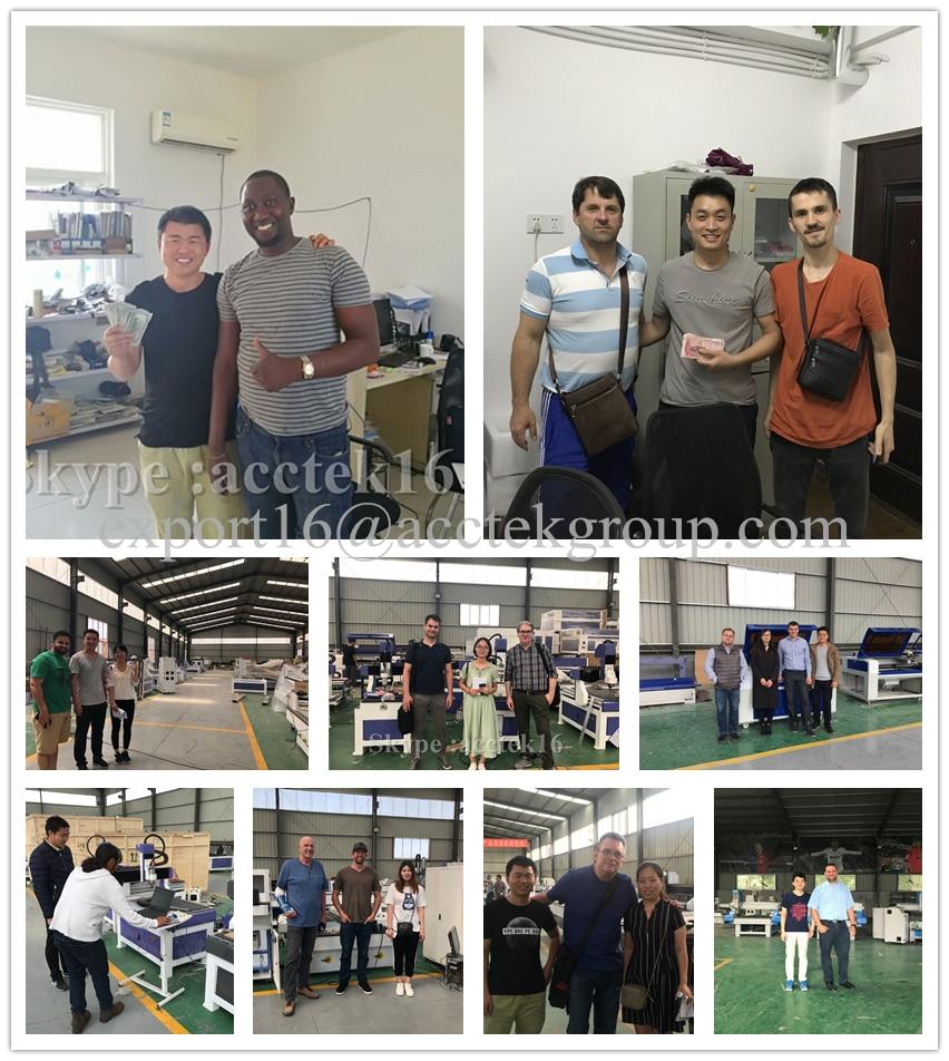 visit acctek factory