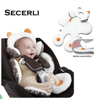 New Arrived Infant Toddler Baby Head Support Body Support For Car Seat Cover Joggers Strollers Body