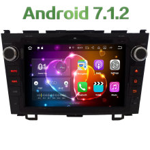 "4G WIFI 8"" Android 7.1.2 Quad Core 2GB RAM DAB+ Car DVD Multimedia Player Radio Stereo GPS Navi For Honda CR-V CRV 2006-2011"