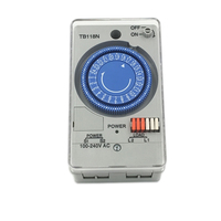 Oven Timer Switch 24 Hours Cycle Time Controller Intelligent Time Controller Energy Saving