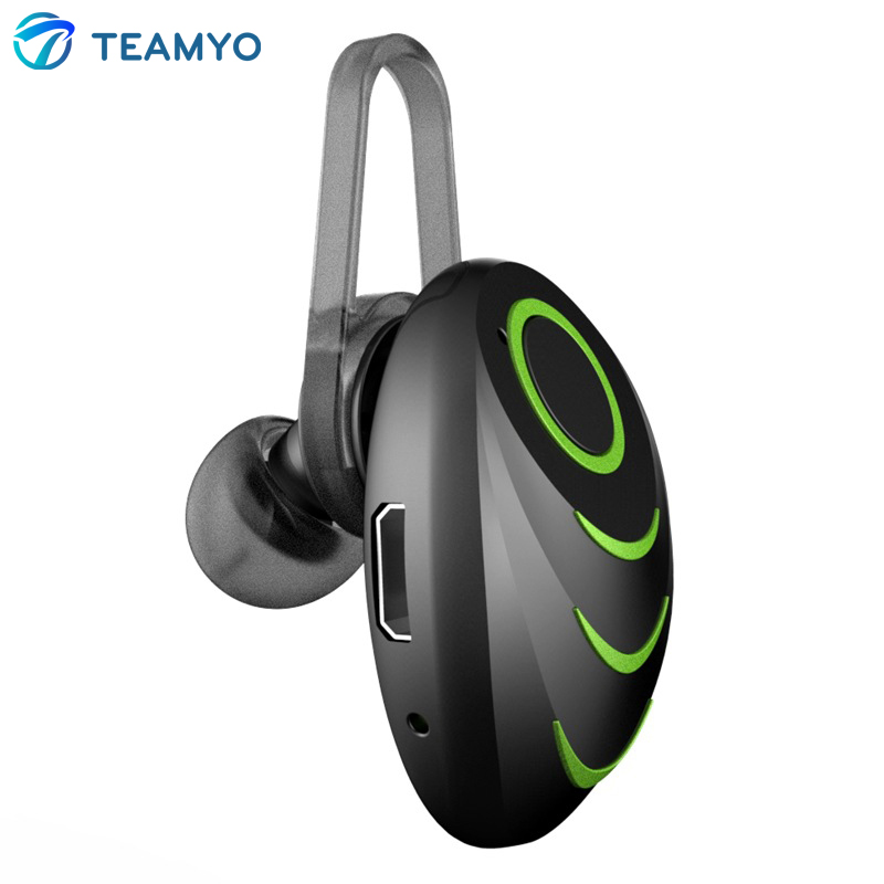 Teamyo A3 Wireless Bluetooth Earphone Stereo Mini In-ear Music Headset Sport Hands-free with Microphone for Cellphone Tablet PC hot sales portable mini in ear bluetooth earphone a9 mini wireless stereo music bluetooth csr4 0 earphone hand free earphone