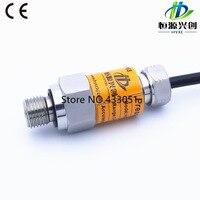 Free shipping;Pressure transmitter;Measurement range:0~50bar;IP68;Output signal 0.5~3.5V;Special pressure sensor for fire system