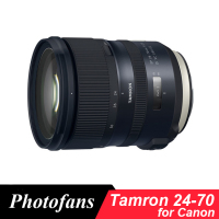 Tamron SP 24 70mm f/2.8 Di VC USD G2 Lens for Canon