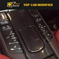 Free shipping carbon fiber interior accessories inner trim parts for porsche panamera Body kits 2010up