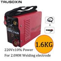 NEW 220V Welding Tools IGBT Inverter DC MMA Welding Machine Equipment Welding Device Suitable 2 0