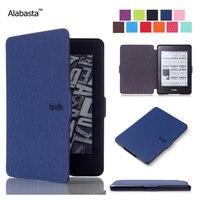 Alabasta For Capa Amazon Kindle Voyage 2014 Case Cover 6 Ebook Magnet Wake Up And Sleep