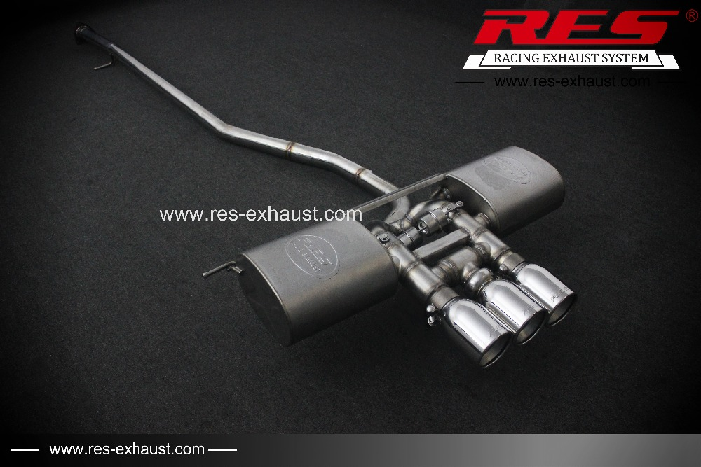High Quality Car Exhaust Pipe Catback Muffler For Land Rover Evoque: Evoque Exhaust System At Woreks.co