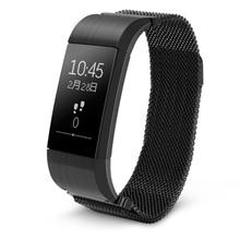 Smart Band S18 сердечного ритма Приборы для измерения артериального давления Мониторы смарт-браслет Фитнес трекер Браслет для Android Apple Watch T20