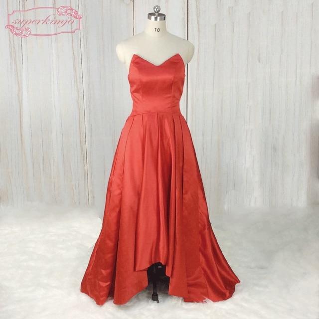 Robes de gala rouge