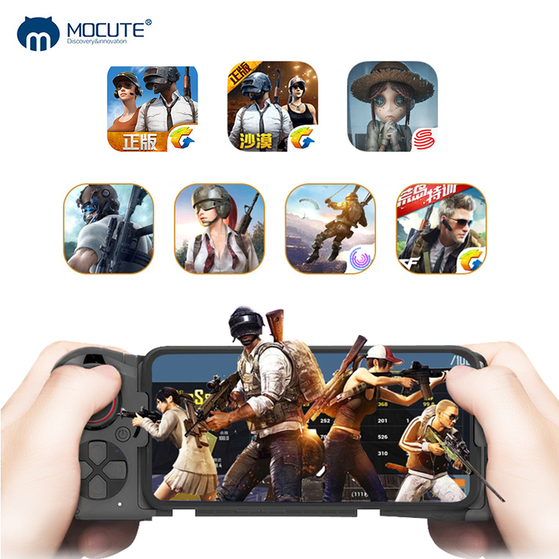 Mocute 058 Pubg Mobile Gamepad Android Joystick VR