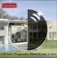 Chashma Mira de Cerca y de Lejos Asférica 1.56 Lentes Fotosensibles Multifocal Progresiva de Color Índice de Interior