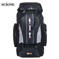 Unisex Cycling Backpacks Super Light Nylon Waterproof Portable Foldable Mountaineering Camping Hiking Backpack Travel Bag XA769A