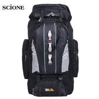 Unisex Cycling Backpacks Super Light Nylon Waterproof Portable Foldable Mountaineering Camping Hiking Backpack Travel Bag XA769A