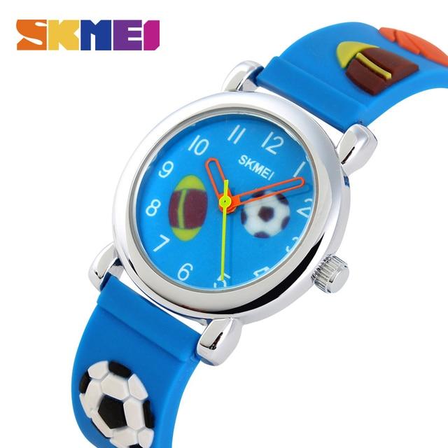 SKMEI Children's Watches Kids Wrist Watches Children Baby Student Watch Clock Qu
