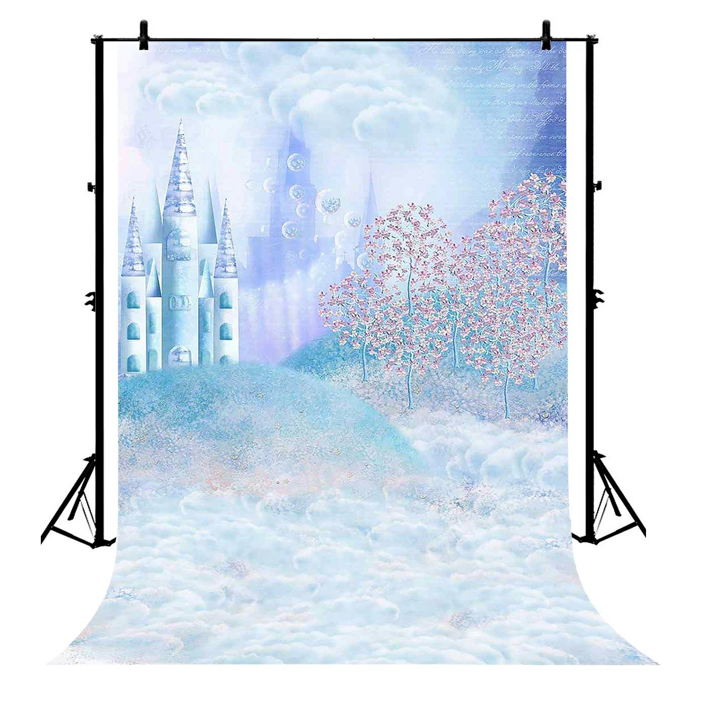 Fantasy Art Ice Castle