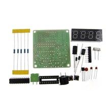 5 set C51 4 ביטים אלקטרוניים באיכות גבוהה שעון DIY חבילת ייצור אלקטרוני ערכות