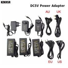LED sürücü LED güç kaynağı DC12V 24V 5V Led güç adaptörü 1A 2A 3A 5A 8A 10A led güç sürücüsü led şerit için led şerit lambalar aydınlatma
