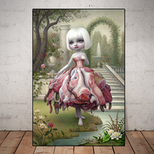 Mark Ryden The Gay 90s Wallpaper Art Canvas Poster Painting Wall Picture Print Modern Home Bedroom Decoration Accessories HD