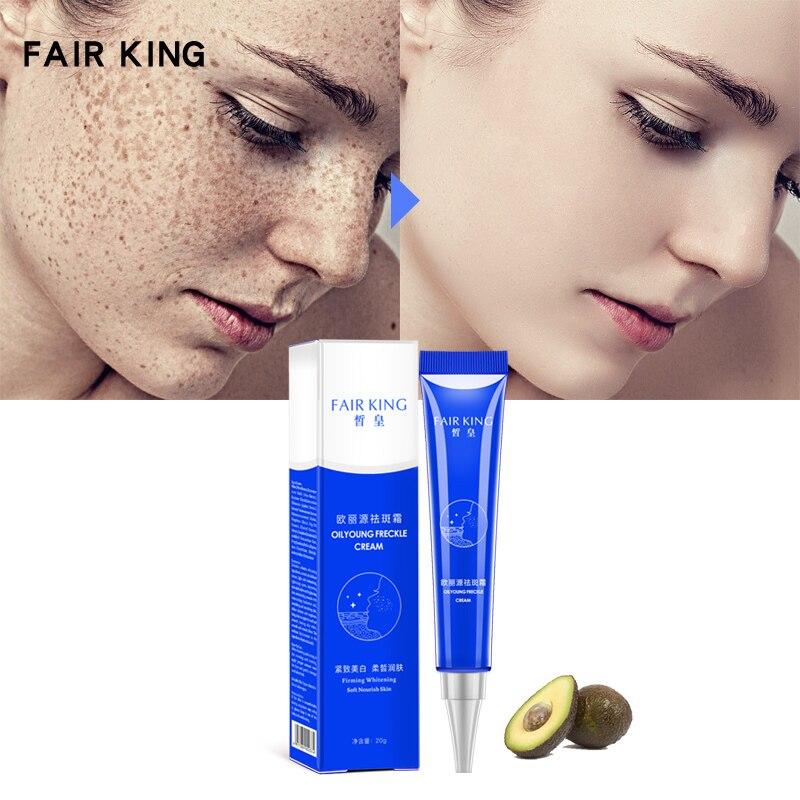 Dark Spot Corrector Skin Whitening Fade Cream Lightening Blemish Removal Serum Reduces Age Spots Freckles Face Cream 20g