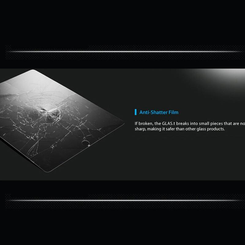 FENGHEMEI Tempered Glass Untuk iPad 2017 2018 9.7 Pelindung Untuk - Aksesori telefon bimbit dan bahagian - Foto 5