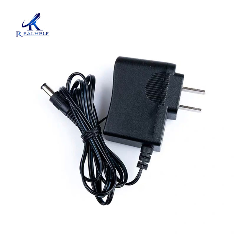 High Quality 1pcs 100-240V AC To DC Power Adapter Supply Charger Adapter 5V 1000mA  Plug 5.5mm X 2.5mm US Standard Adaptor